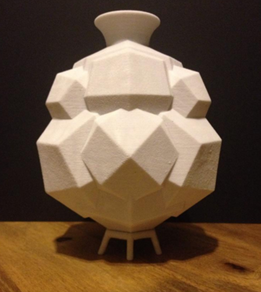 Masters student pushing the boundaries of 3dprinting